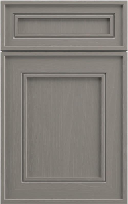 Кристиан - темно-серый фасад для кухни