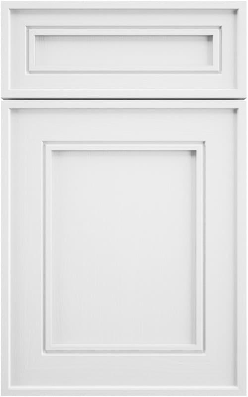 Кристиан - белый фасад для кухни